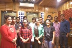 with Team Zebracrossing.
