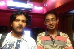 with Javed Ali.
